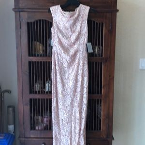 Marina formal floor length dress new